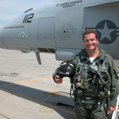 Flt Lt John Nichol